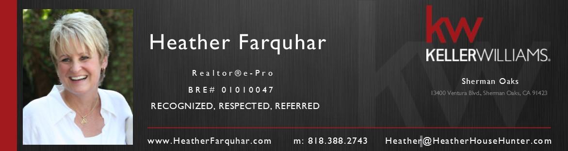 Heather Farquhar, Realtor